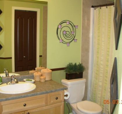 Ceramic Tile and Bathroom Design
