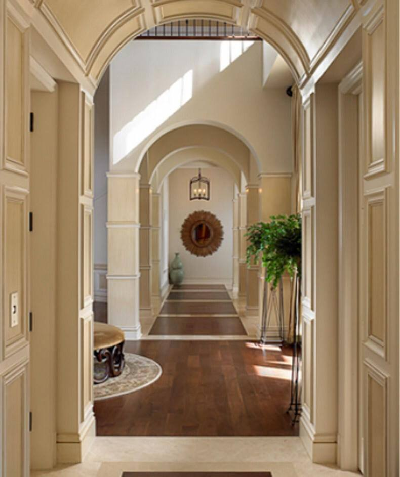 Interior classic design king construction group for Classic building design
