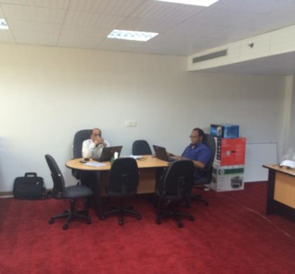Sedona Hotel Office Renovation