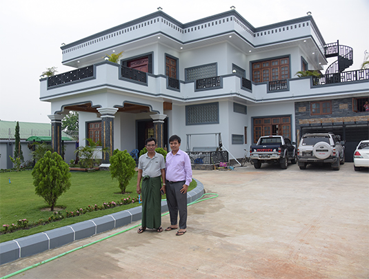 Nay Pyi Taw Project